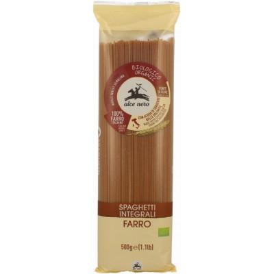 Alce Nero makaron (orkiszowy razowy) spaghetti BIO 500g