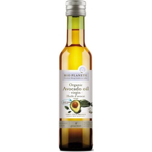 Bio Planete olej z miąższu awokado virgin BIO 250ml
