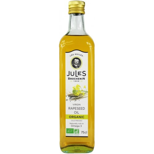 Jules Brochenin olej rzepakowy omega 3 BIO 750ml